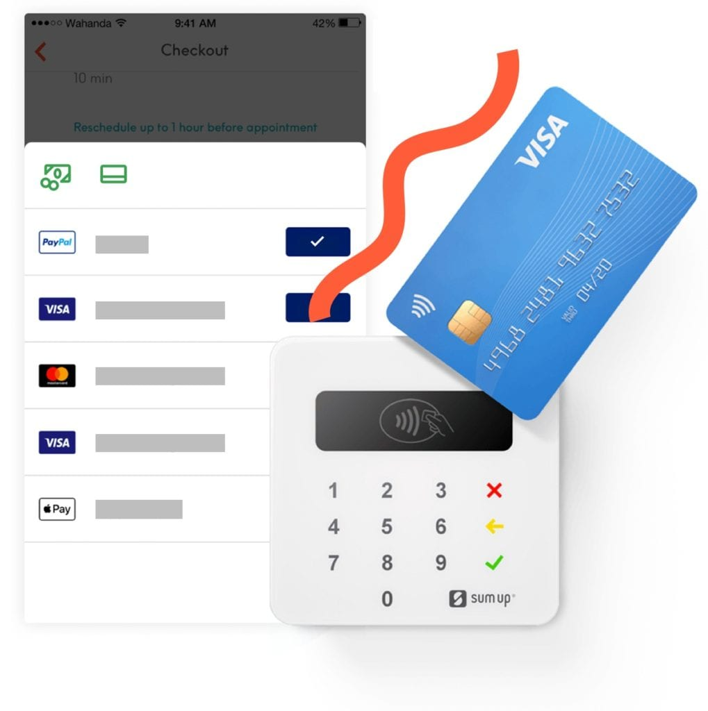 Easy, secure payments